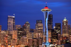 Picture of Seattle Space Needle