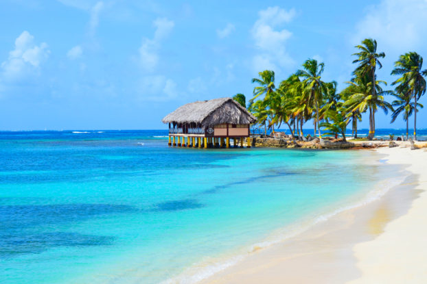 Picture of where you might live if financially independent retired early: San Blas - Kuna Yala