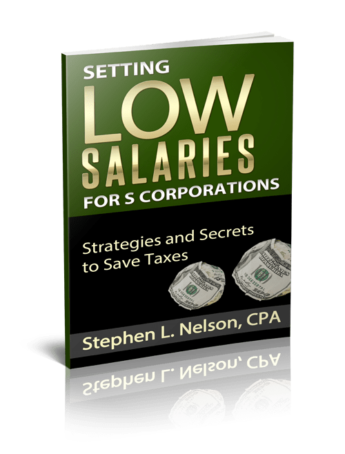 Setting S Corporation Salaries