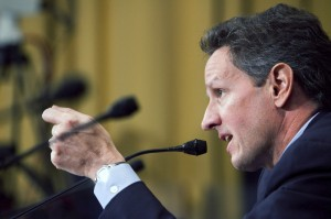 Geithner used stress tests as tools in his recovery strategy