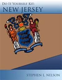 Picture of New Jersey S Corporation Kit Bundle
