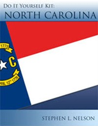 Picture of North Carolina S Corporation Kit bundle
