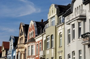 Picture of rental houses