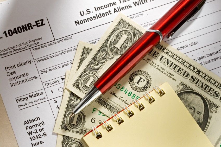 Us Tax Rules For Nonresident Aliens Evergreen Small Business