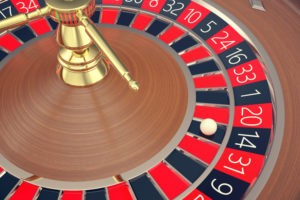 Picture of roulette wheel for blog post about monte carlo simulations and retirement plans