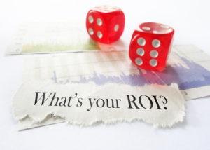 Picture of retirement savings return estimates
