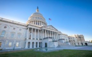 picture of US Senate building for Sec 199A qualified business income deduction blog post