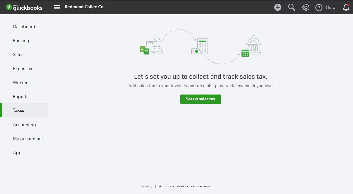 How to Record Washington State Sales Tax in QuickBooks